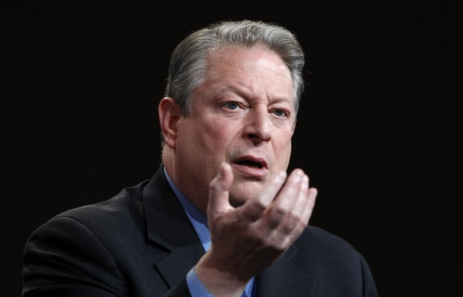 Al Gore Regrets Having Foresight to Create Internet